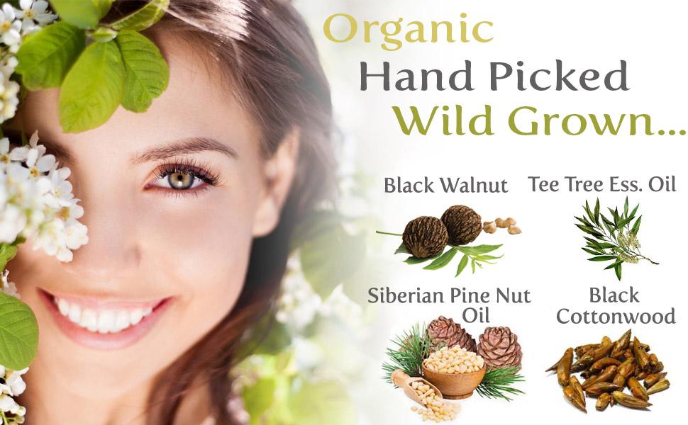 Acne, Arnalia, Natural, Organic