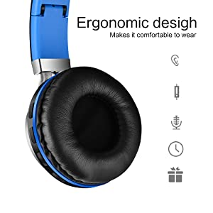 Great heavy bass and stereo sound quality, high performance 40mm premium driver with natural and balanced audio spectrum to deliver the dynamic music ...