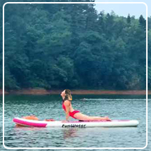 FunWater paddle board PERFECT FOR YOGA