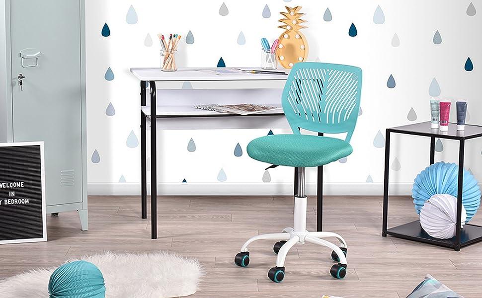 Fantastic Amazon Com Greenforest Office Task Desk Chair Adjustable Download Free Architecture Designs Scobabritishbridgeorg