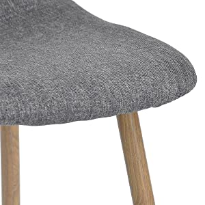 Perfectly Round Holes In Dining Room Chair