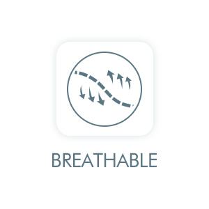 breathability logo