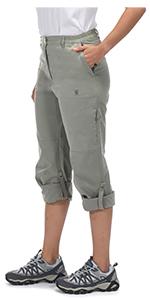 woman in pants