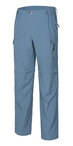 pants in blue