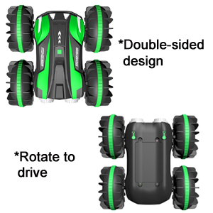 double side rc car