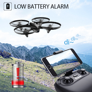 Low Battery Alarm