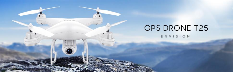 T25 GPS Drone