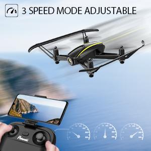 speed mode adjustable