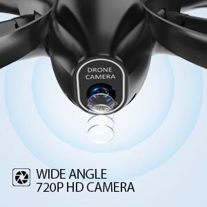 720 HD camera
