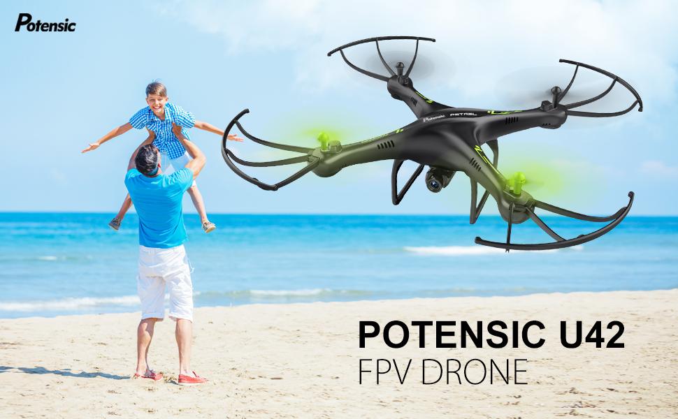 Potensic U42 drone