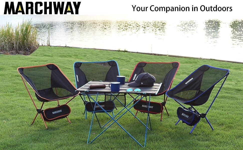 Lightweight camping chair ultralight backpacking chair