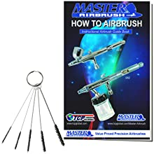 master airbrush cleaner book