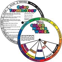 us art supply color wheel