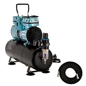 Airbrush Dual Piston Compressor