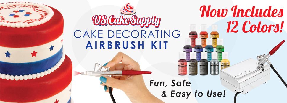 Amazon.com : U.S. Cake Supply - Complete Cake Decorating