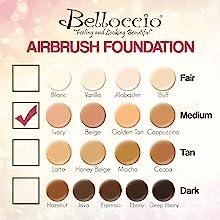 Belloccio Airbrush Make Up