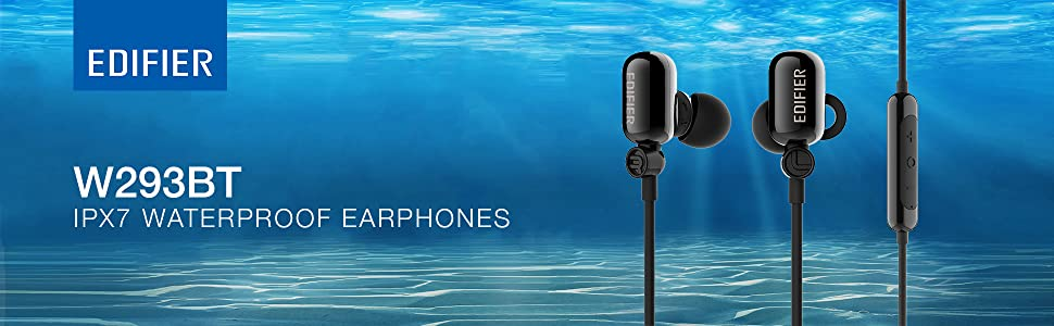 Audio Edifier waterproof earphone