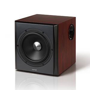 bass audio edifier bookshelf speaker