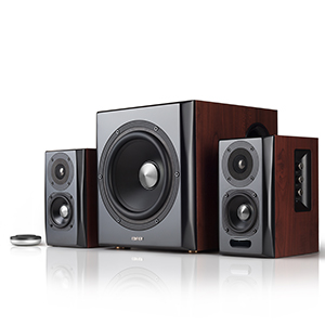 audio edifier bookshelf speaker