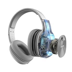W800BT edifier black headphones lightweight music audio sound 40mm driver