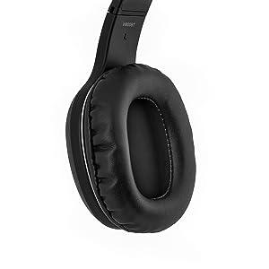 W800BT edifier black headphones lightweight music audio sound