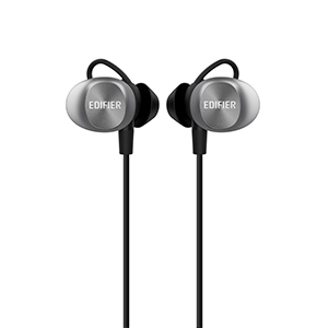 edifier w285bt bluetooth stereo earphones music sound sport sweat-proof comfort black red white