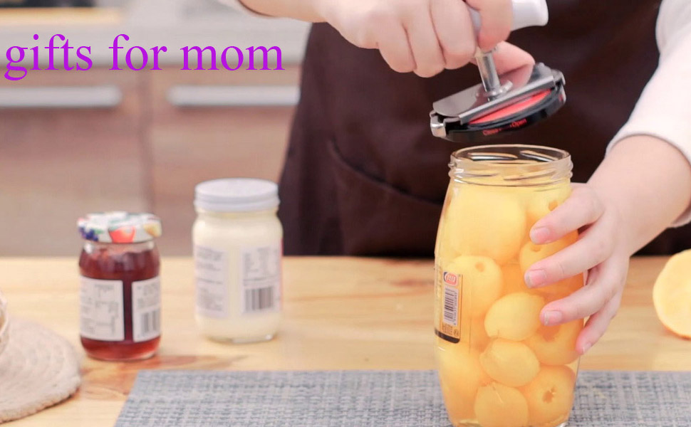 Jar opener, also sweet gifts for those with weak or arthritis hands. Gifts for mom,grandma,men,women