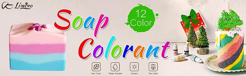 soap colorant