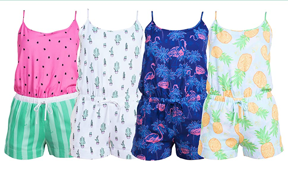 7bd8ab000ac4 Tipsy Elves Summer Rompers are fully lined to ensure a comfortable and  flattering style. Built with super soft fabrics you ll be extrmely  comfortable in ...