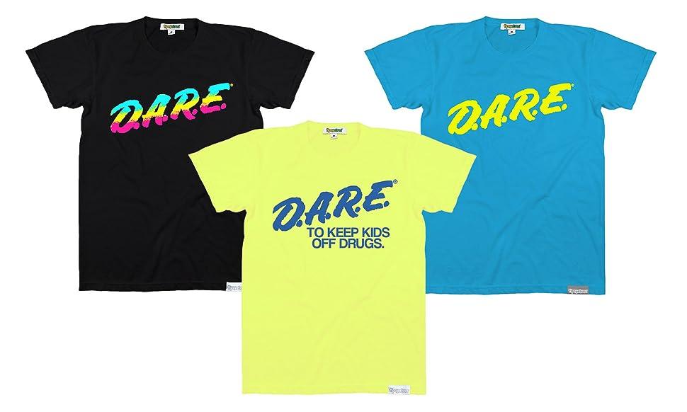 c63fefff94469 Amazon.com  Men s Neon Yellow Dare Shirt - Retro Neon 80 s Clothing ...
