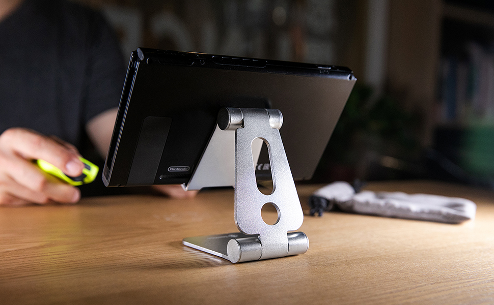 tomtoc Nintendo switch play stand