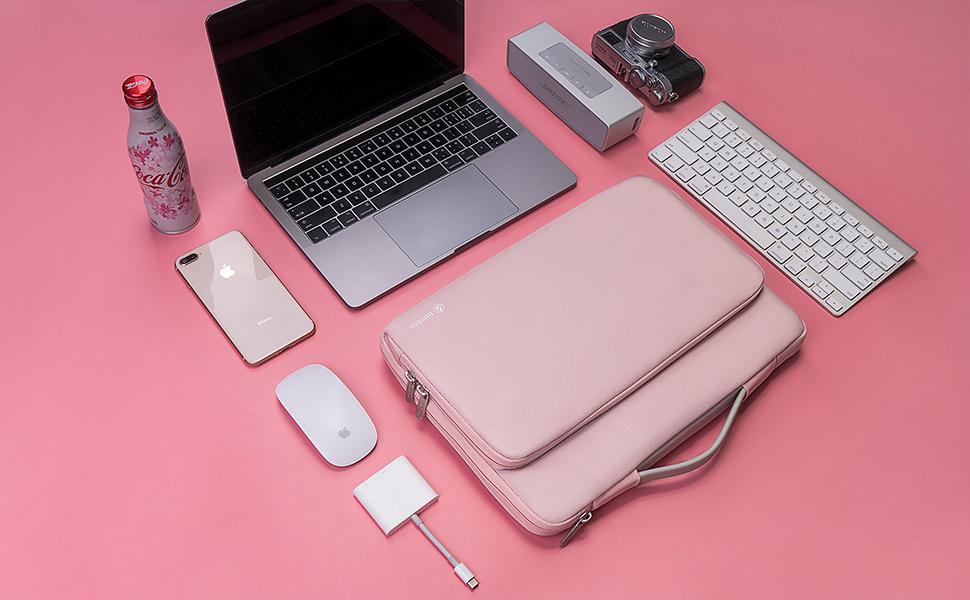 tomtoc versatile A14 laptop sleeve briefcase