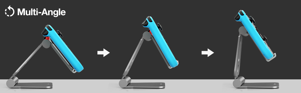 tomtoc game play stand for nintendo switch