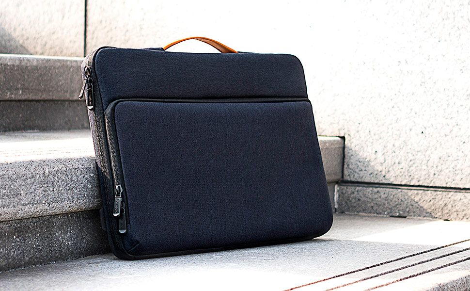 Amazon.com: Tomtoc 14 - 15 inch Laptop Sleeve Bag for 15 ...