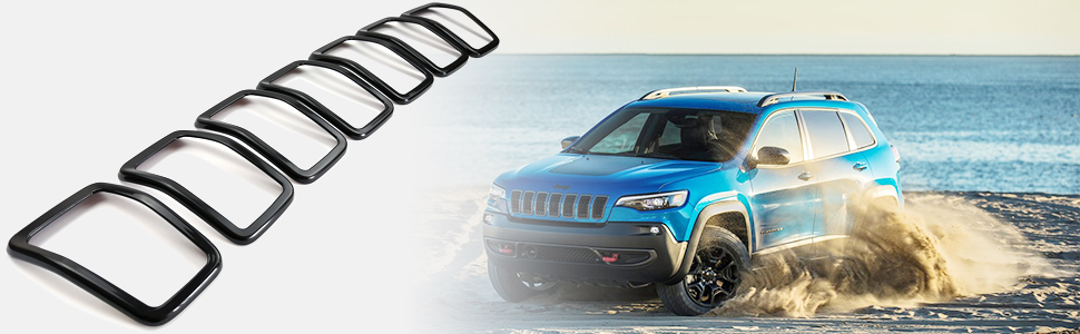 2019 Cherokee Grill Inserts Rings