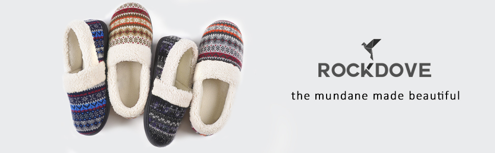 ladies slippers fuzzy wool knitted fluffy memory foam insole house shoes indoor footwear for women