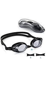 swim goggle swimming goggles for men women child kids youth teenager