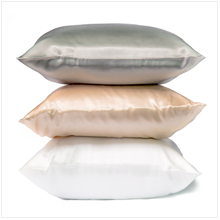 silk pillowcase colors