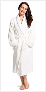 063198455f Fishers Finery Women s Full Length Resort Terry Cloth Robe · Fishers  FineryWomen s Premier Turkish-Style Full Length Terry Cloth Robe ...