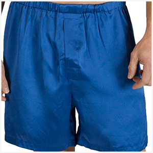 fishers finery mens silk boxer
