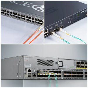 Macroreer for Cisco GLC-T 10//100//1000BASE-T Copper SFP Module Auto-Negotiation Mini-GBIC RJ45 Connector 100m
