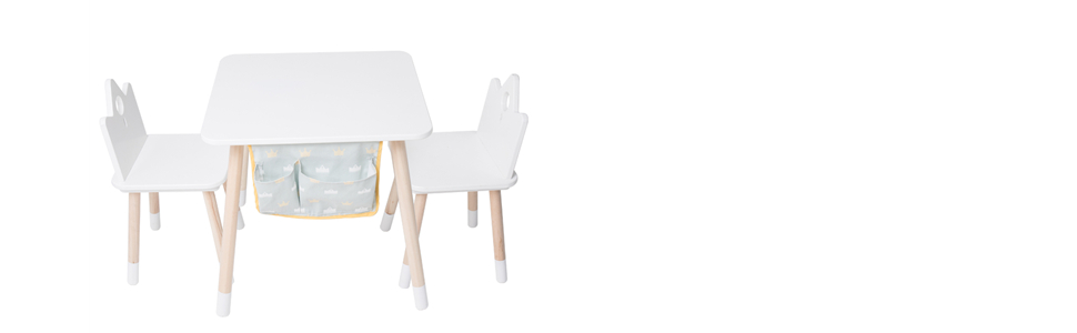 Activity Table & Chairs Set
