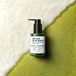 somebymi green tea tox bubble cleanser