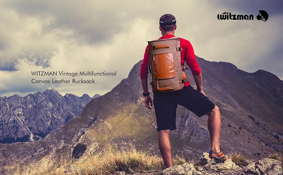 WITZMAN Backpack