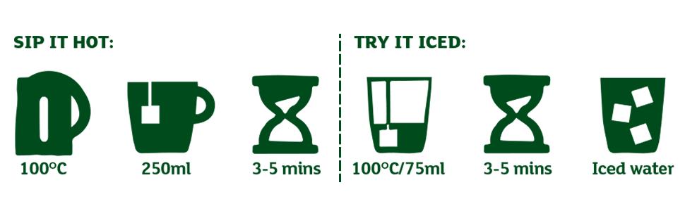 How to enjoy Aduna Cleanse Super-Tea