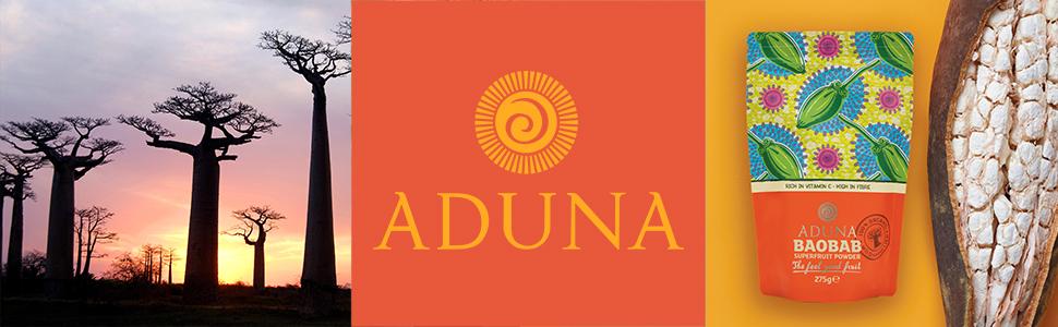 Aduna Organic Baobab Superfruit Powder