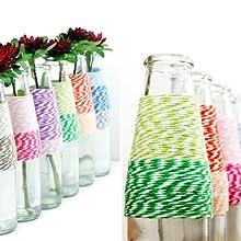 Mason jars decorating