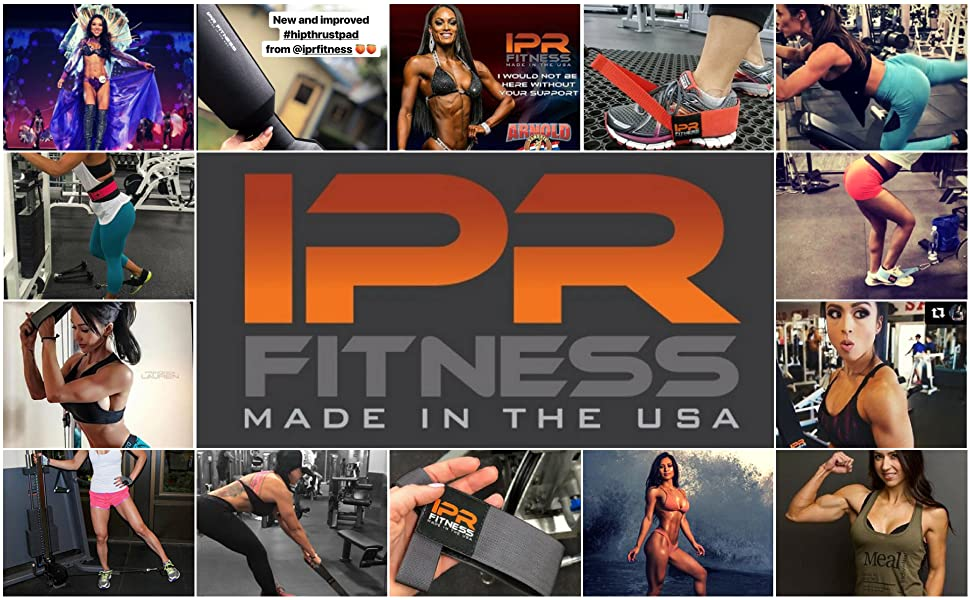 IPR Fitness Cover Photo