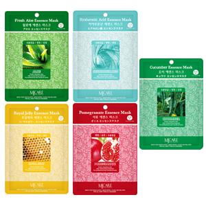 ELASTICITIY & MOISTURIZING (5 x Aloe, Hyaluronic Acid, Royal Jelly, Pomegranate, Cucumber)