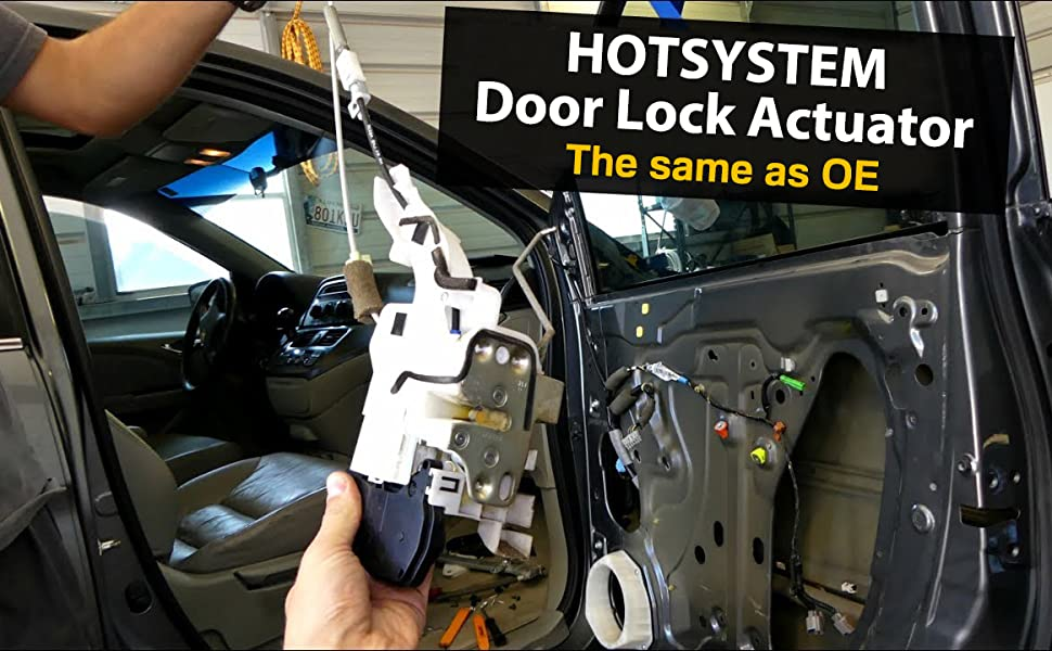 746 714 Kedakeji K0018l Door Lock Actuator Fits Front Left Driver Side For Acura Rsx Honda Accord Civic Cr V Element Odyssey Pilot Replaces 72155s6aj11 72155s5pa11 Replacement Parts Power Door Lock